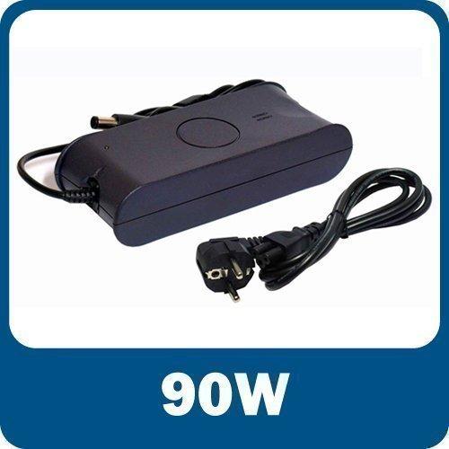 007 AC Adapter Netzteil 19,5V 90W 7,4mm geeignet für Dell Latitude e1405 D500 D505 D510 D530 D800 D810 LX Latitude D630 D630c D631 Vostro 1525 Vostro 1400 1500 1700 Inspiron E1405 E1505 E1705 Latitude E6500 E5500 Inspiron 1501 1520 1521 1545 inkl. Stromkabel
