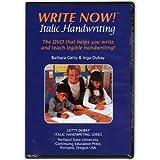 Write Now DVD