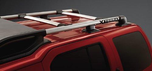 Genuine Oem Nissan 999r1 Kx100 Xterra Roof Rack Crossbars Set Moanaonaoneoraera