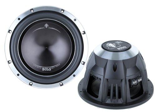Boss Audio P128Dc Phantom 12-Inch 2400-Watt Dual Voice Coil Subwoofer