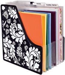 Cropper Hopper Paper Holder Storage Expandable