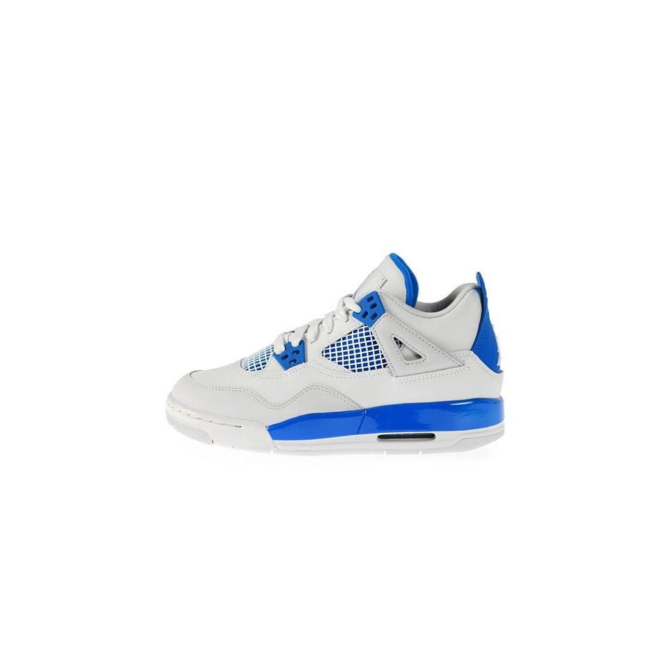 size 40 f6d1b 281e8 Air Jordan 4 IV Retro Big Kids (GS) Basketball Shoes 408452 105 Shoes