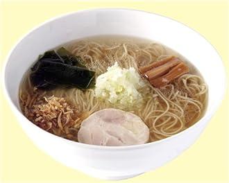 【要冷蔵】佐野実謹製塩らぁ麺3食セット