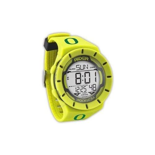腕時計 Rockwell Coliseum - Oregon Ducks Yellow [並行輸入品]