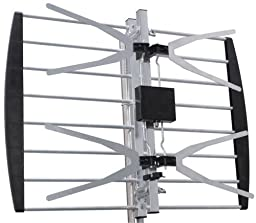 Solid Signal Xtreme Signal HDB2X High Definition Indoor/Outdoor 2-Bay VHF/UHF Antenna