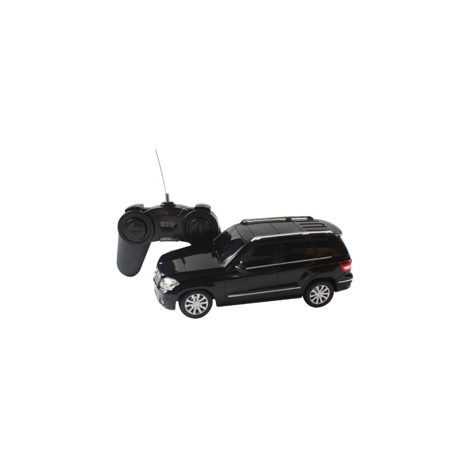 Scale 124 mercedes benz glk class radio remote control for Remote control mercedes benz