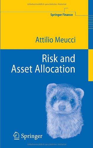Risk and Asset Allocation (Springer Finance / Springer Finance Textbooks)