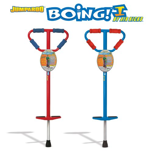 GeoSpace Set of 2 Jumparoo Boing! I Pogo Sticks (Small) - One Red & One Blue (44-86 Lbs.) at Sears.com