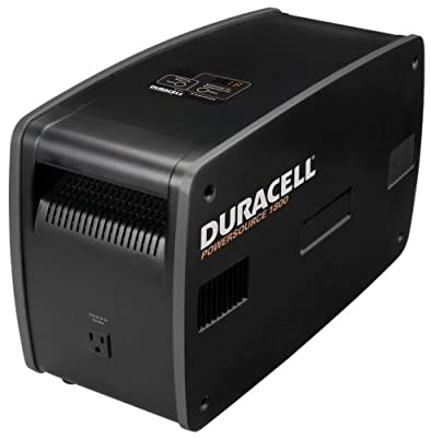 Duracell 852-1807 1,800 Watt Five Outlet Rechargeable Power Source