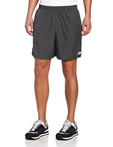 Balance Men's 7-Inch Go 2 Shorts by New Balance