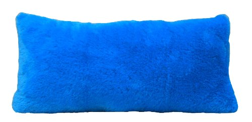Brunton International Rio Neon Body Pillow, 18 By 36-Inch, Truly Teal front-219524