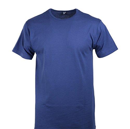 Alan Red -  T-shirt - Basic - Collo a U  - Maniche corte  - Uomo Ultra - Marine 48