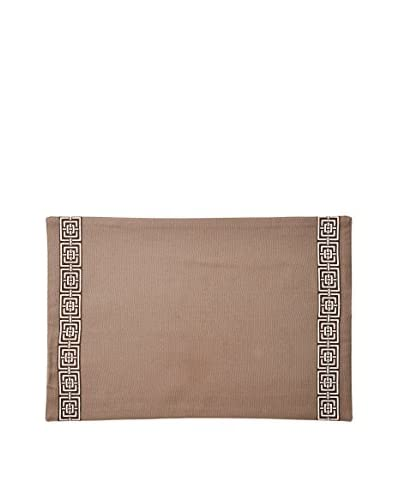 Happy Chic by Jonathan Adler Catherine Fabric Placemat, Brown Multi