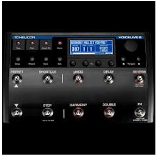 awardpedia tc helicon voicelive 2 vocal effects processor. Black Bedroom Furniture Sets. Home Design Ideas