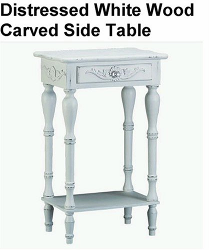Black friday white side table cheap best price for Cheap white end tables