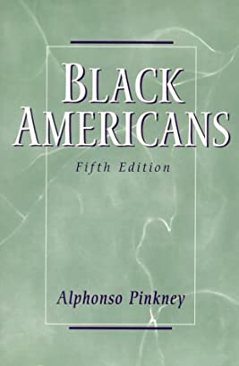 Black Americans (5th Edition) (Prentice-Hall Ethnic Groups in American Life Series)