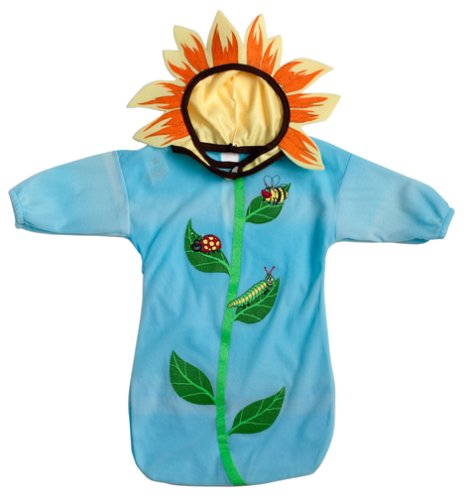 Sunflower Bunting Costume - Newborn