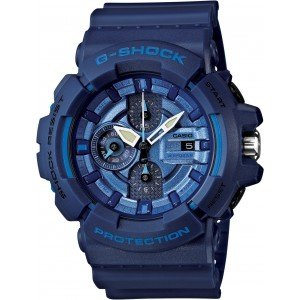 video review casio g shock gac 100ac 2aer g shock uhr. Black Bedroom Furniture Sets. Home Design Ideas