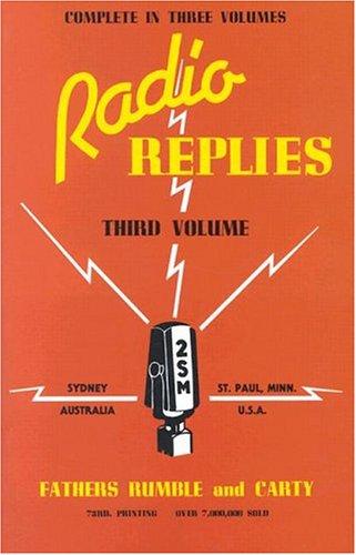 Radio Replies Vol. 3