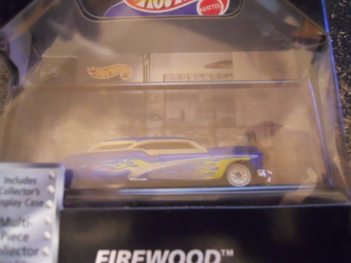 Hot Wheels Collectibles Firewood Custom'50 Buick