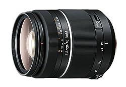 Sony 28-75mm f/2.8 Smooth Autofocus Motor (SAM) Full Frame Lens for Sony Mount Digital SLR Cameras (Black)