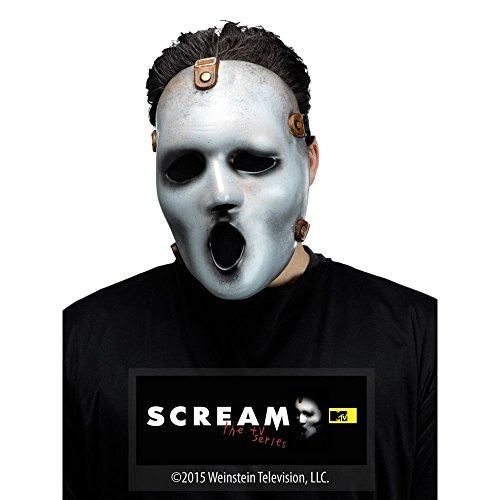 Adult Halloween Scream TV Adult Mask