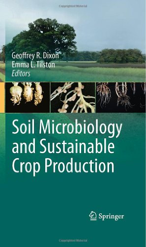 Soil Microbiology And Sustainable Crop Production front-857158