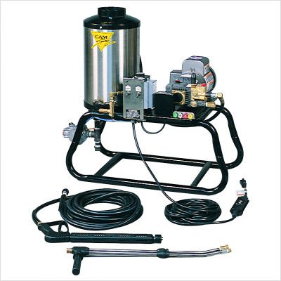 Cam Spray St Series 1500 Psi Hot Water Natural Gas Pressure Washer
