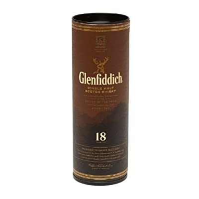 Glenfiddich 18 year old Single Malt Scotch Whisky 5cl Miniature by Glenfiddich