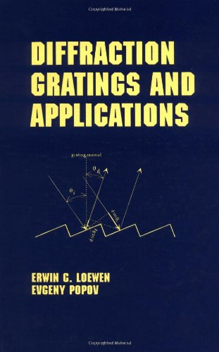 Diffraction Gratings And Applications (Optical Science And Engineering)