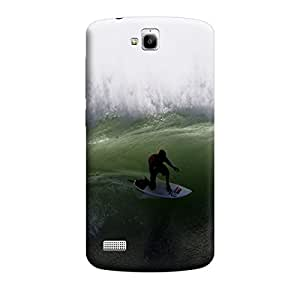 Ebby Premium Printed Mobile Back Case Cover With Full protection For Huawei Honor Holly (Designer Case)