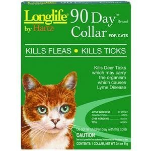 Hartz Mountain 3270089714 Long Life 90 Day Flea And Tick CollarB0006G5L70 : image