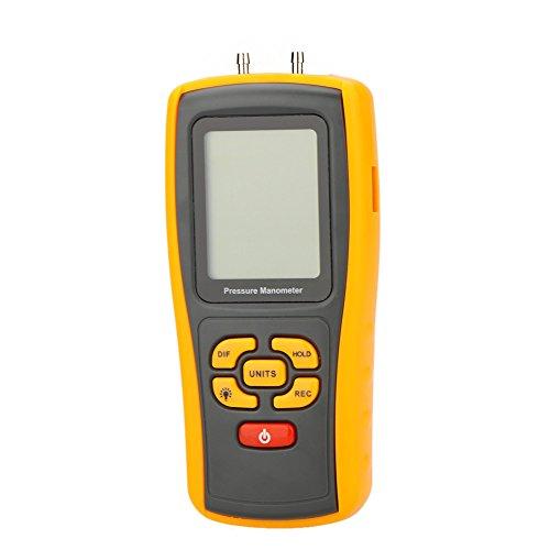 KKmoon-GM510-Portable-USB-Manometro-della-Pressione-dellAria-Digitale-LCD-Manometro-differenziale-Campo-di-misura-10-kPa