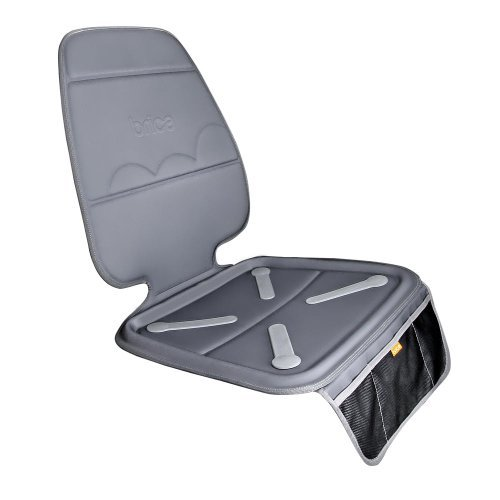 Brica Car Seat Guardian Plus - Grey front-457923