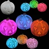 Domire Color Changing Christmas Decoration Night Light Pumpkin