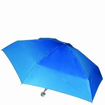 Travel Accessories Pocket Size Mini Umbrella Blue