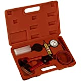 Sealey Vacuum Tester and Brake Bleeding Kit Complete with Carry Case