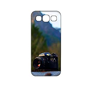 Vibhar printed case back cover for Samsung Galaxy Grand Quattro CameraMountains