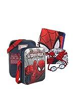 Spiderman Set Piscina 5 Piezas Spiderman (Rojo)