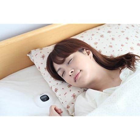 オムロン SleepDesignlite Android&iPhone ねむり時間計 ホワイト HSL-002C-W