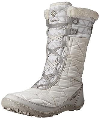 Columbia Women's Minx Mid II Omni-Heat Print Winter Boot