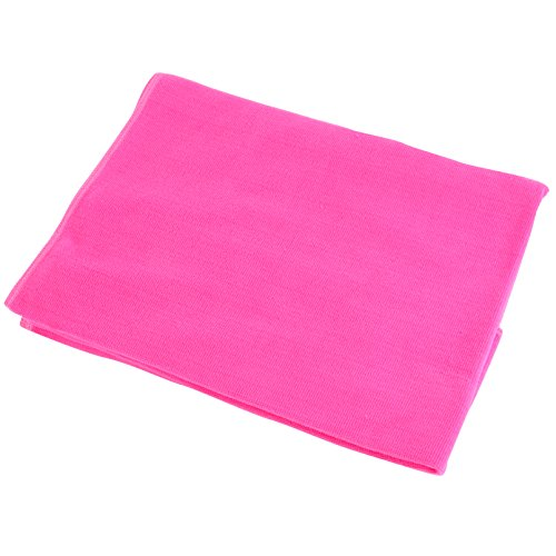 80X140Cm Microfibre Sports Travel Gym Fitness Beach Swim Camping Bath Towel (Rose) front-795031