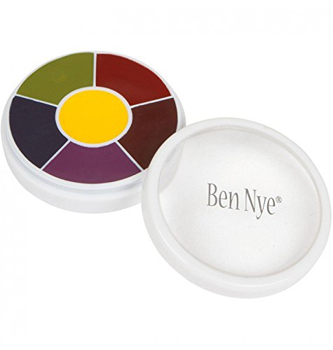 Ben nye Theatrical Master Bruise Wheel Special Effects Ew-4 (Effect Wheels compare prices)