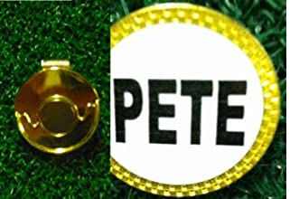 Gatormade Personalized Golf Ball Marker amp Hat Clip Pete