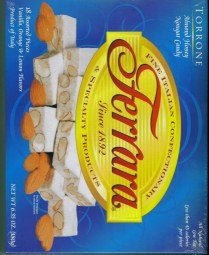 Torrone Nougat Candy 18 Pack