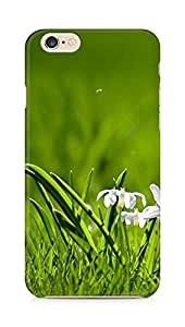Amez designer printed 3d premium high quality back case cover for Apple iPhone 6s (Grass)