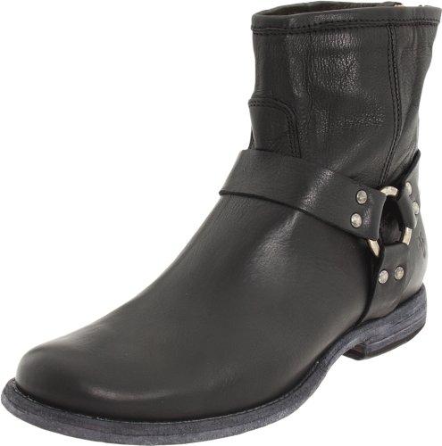 frye-philip-harness-damen-stiefel-schwarz-395-eu