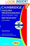 English Pronouncing Dictionary (16th Edition) (With CD-ROM)