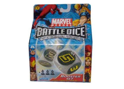 Marvel Battle Dice Booster Pack - 1