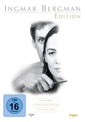 Ingmar Bergman Collection [3 DVDs]
